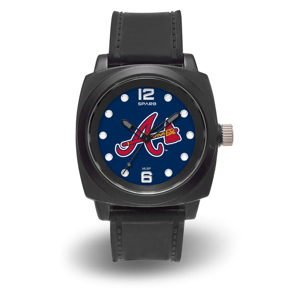 BRAVES SPARO PROMPT WATCH - MLB-WTPMT Sparo Prompt Watch-JadeMoghul Inc.