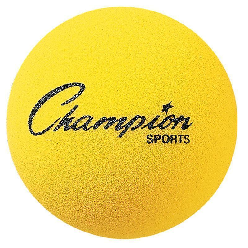 YELLOW FOAM BALL 4IN-Toys & Games-JadeMoghul Inc.
