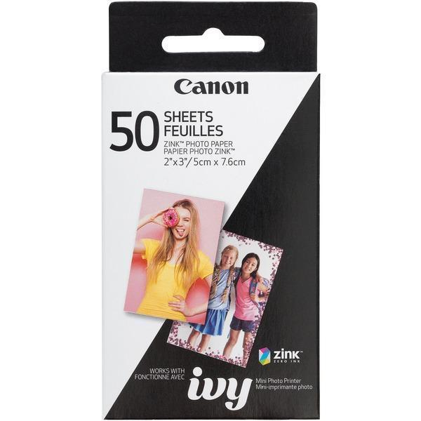 ZINK(TM) Photo Paper Pack (50-ct)-Camera & Camcorder Accessories-JadeMoghul Inc.