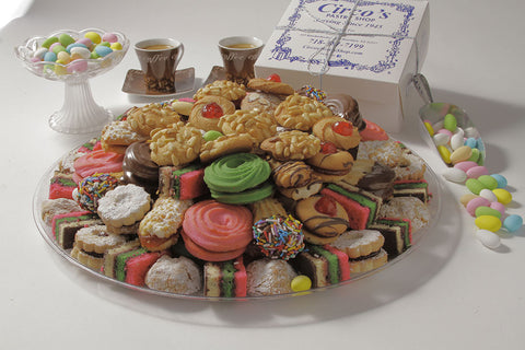 10 LB Italian Cookie Tray For Local Delivery or Curbside Pickup ONLY