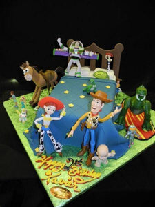 Toy Story Bed - B0265