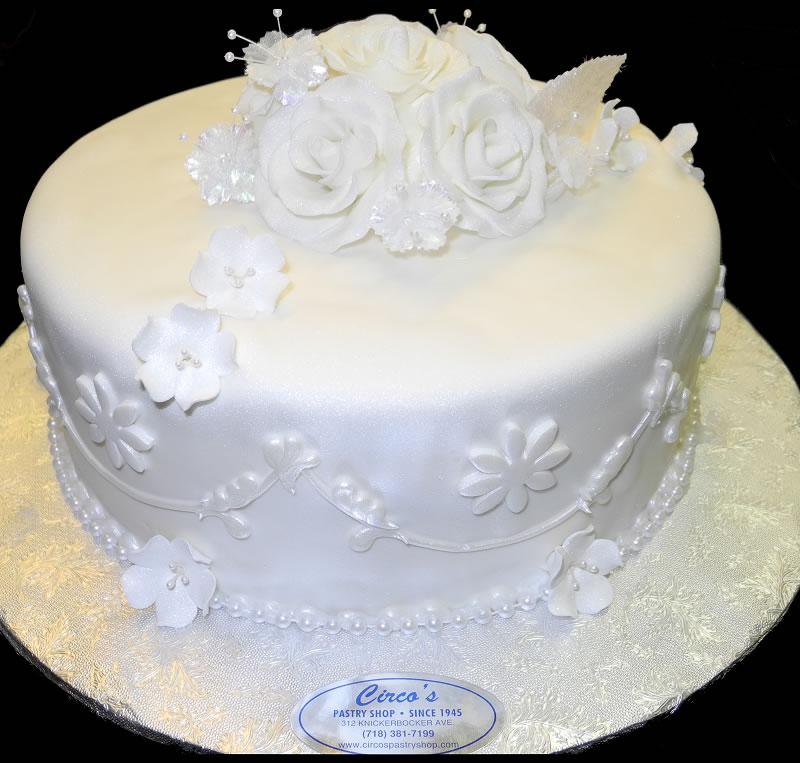 Wedding Cake for small Elegant Weddings