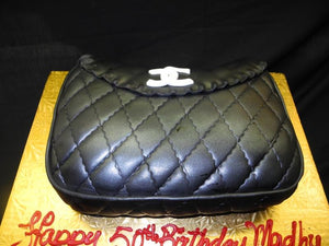 Chanel Bag Cake Brooklyn NY Best - CS0247