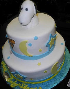 Snoopy Cake - BS288