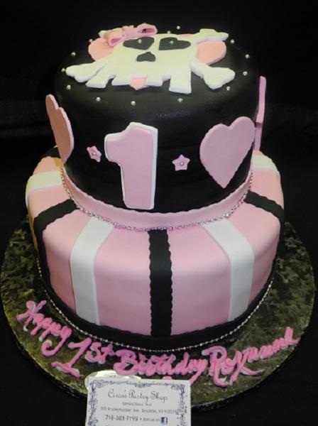 Monster High Cake Fondant - B0495