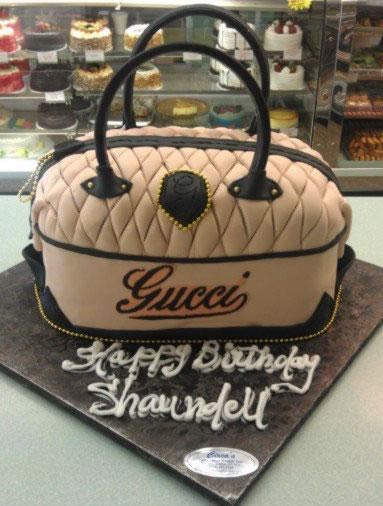 Gucci Bag Cake - CS0198
