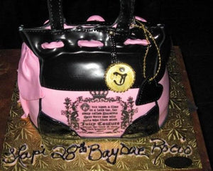 Juicy Cuture Bag Cake NYC - CS0171