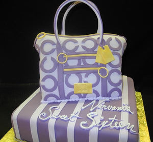 Chanel Bag Cake Brooklyn - CS0248