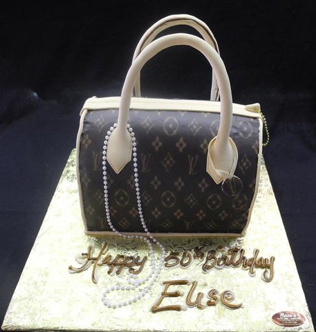 Louis Vuitton Cake Bag/ LV Cakes NY - CS0030