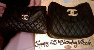 Chanel Bag Cake 2 - CS0015
