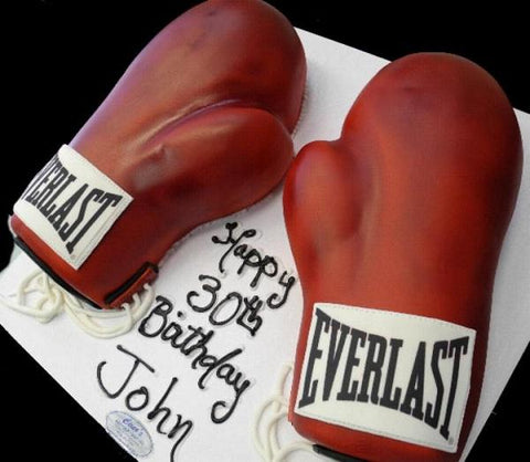 Boxing Gloves Cakeeee - CS0011