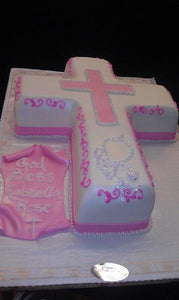 Cross Cake - CS0233