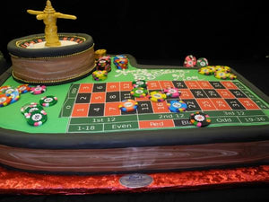 From Atlantic City to Las Vegas Most Amazing Gambling Cake