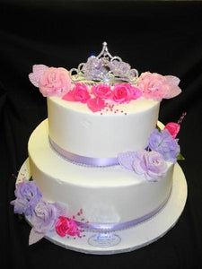 Princess Cake Theme - B0419