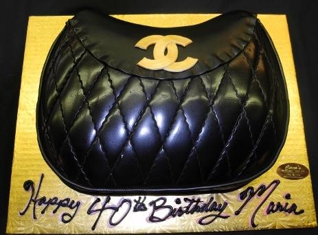Chanel Cluch Cake - CS0016