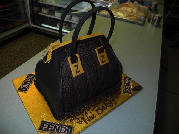 Fendi Bag Cake - CS0223