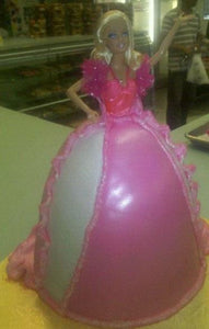 Barbie Doll Cake - B0787