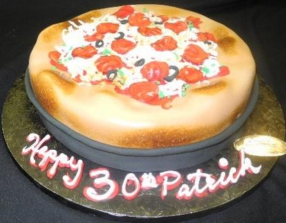 Pizza Cake - CS0129