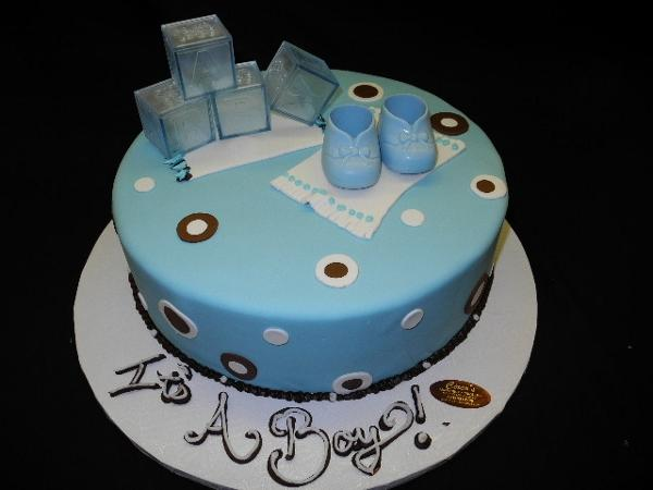 Baby Shower Baby boy - BS054
