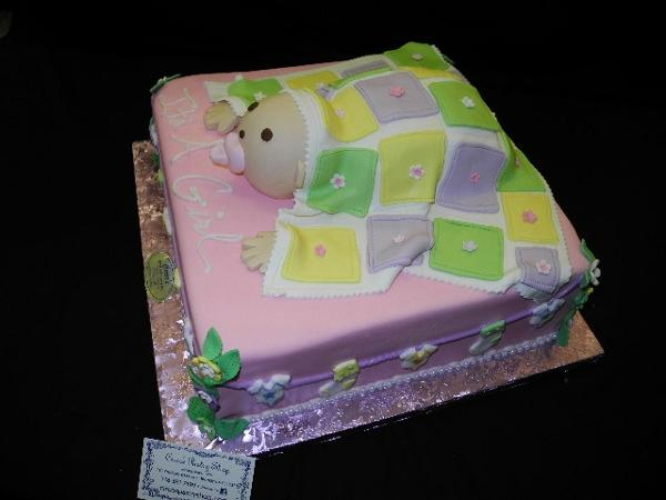 Baby Shower Baby On top - BS090