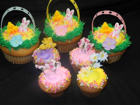 Easter Cup Cakes - CC083