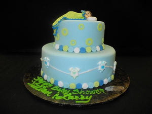 Boy Baby Shower Cakes - BS151