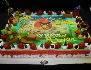 Angry Birds Cakes - B0794