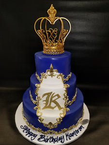 Royal Prince cake - BS001
