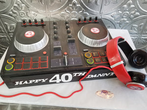 Turn Table Cake CS 301