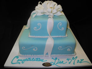 Elegant Wedding Cakes - W144