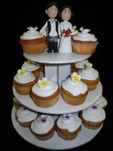 Wedding Cupcake Stand - CC037