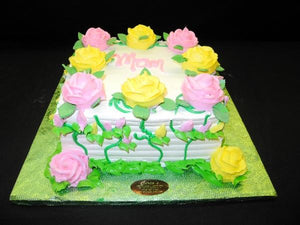 Mom's Birthday Cake - B0505