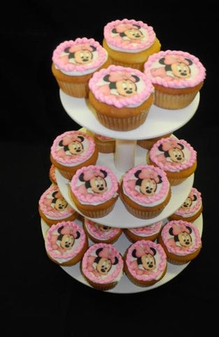 Minnie Mouse Cupcake Stand - CC014