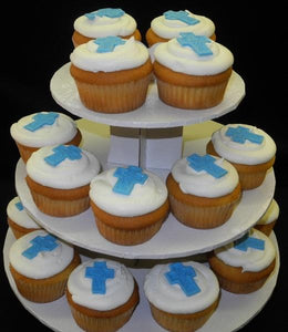 Cross Cupcakes - CC092