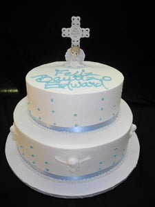 Custom Cakes For Christening Baptism Confirmation More Circo S
