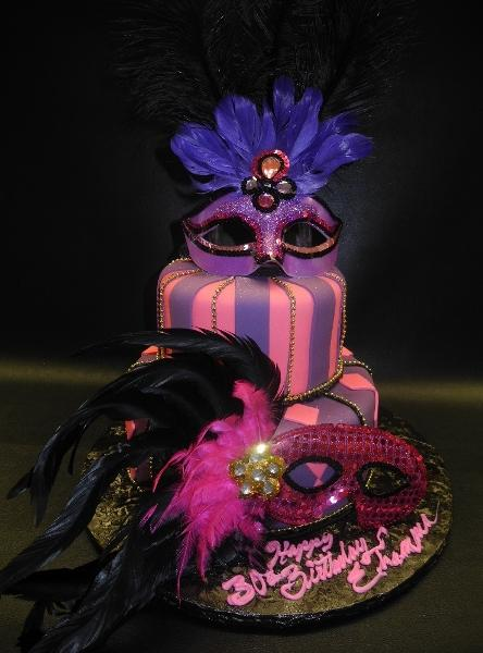 mardy gras, purple, pink, gold, mask
