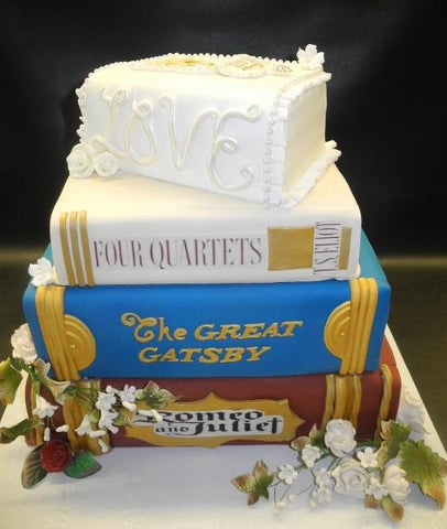 Book Wedding Custom shape cake