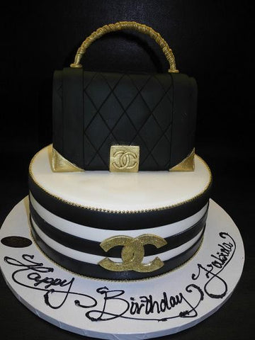 Channel bag Cake 876