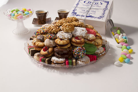 5 Lb Cookie Tray For Local Delivery or Curbside Pickup ONLY