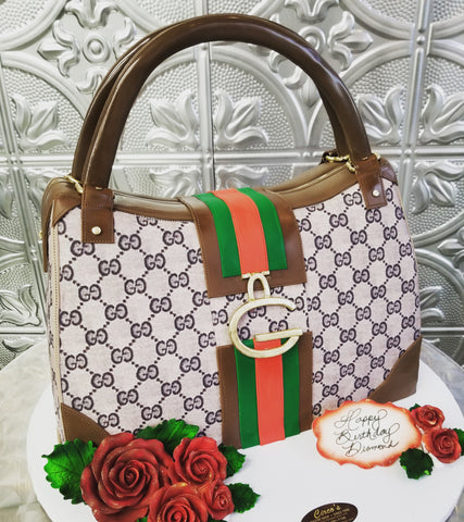 Gucci handbag Cake CS0003