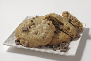 Large Chocolate Chunk Cookie Each For Local Delivery or Curbside Pickup ONLY