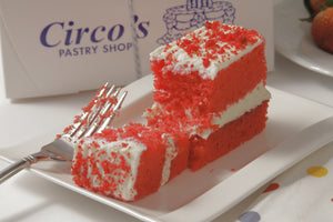 Red Velvet Slice - For Local Delivery or Curbside Pickup ONLY