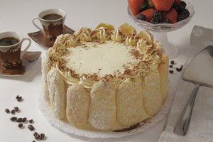 Tiramisu Cake For Local Delivery or Curbside Pickup ONLY