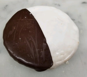 Black & White Cookie Each For Local Delivery or Curbside Pickup ONLY