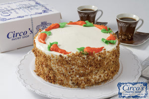 Carrot cake For Local Delivery or Curbside Pickup ONLY