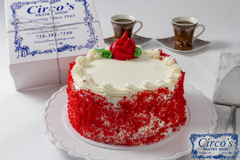 Red Velvet Cake For Local Delivery or Curbside Pickup ONLY