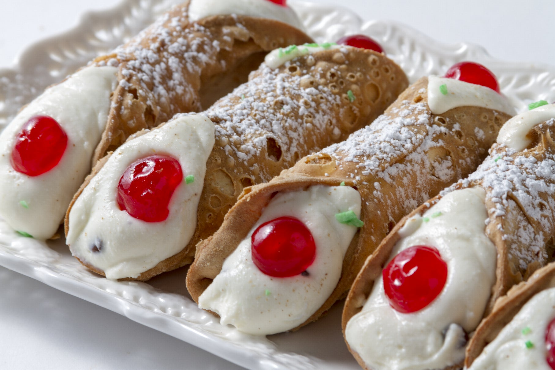 Large Cannoli - 6 per order