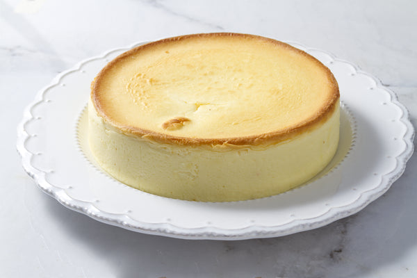 New York Style Cheesecake For Local Delivery or Curbside Pickup ONLY