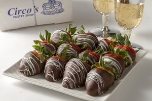 Chocolate Covered Strawberries 1 LB. Box For Local Delivery or Curbside Pickup ONLY