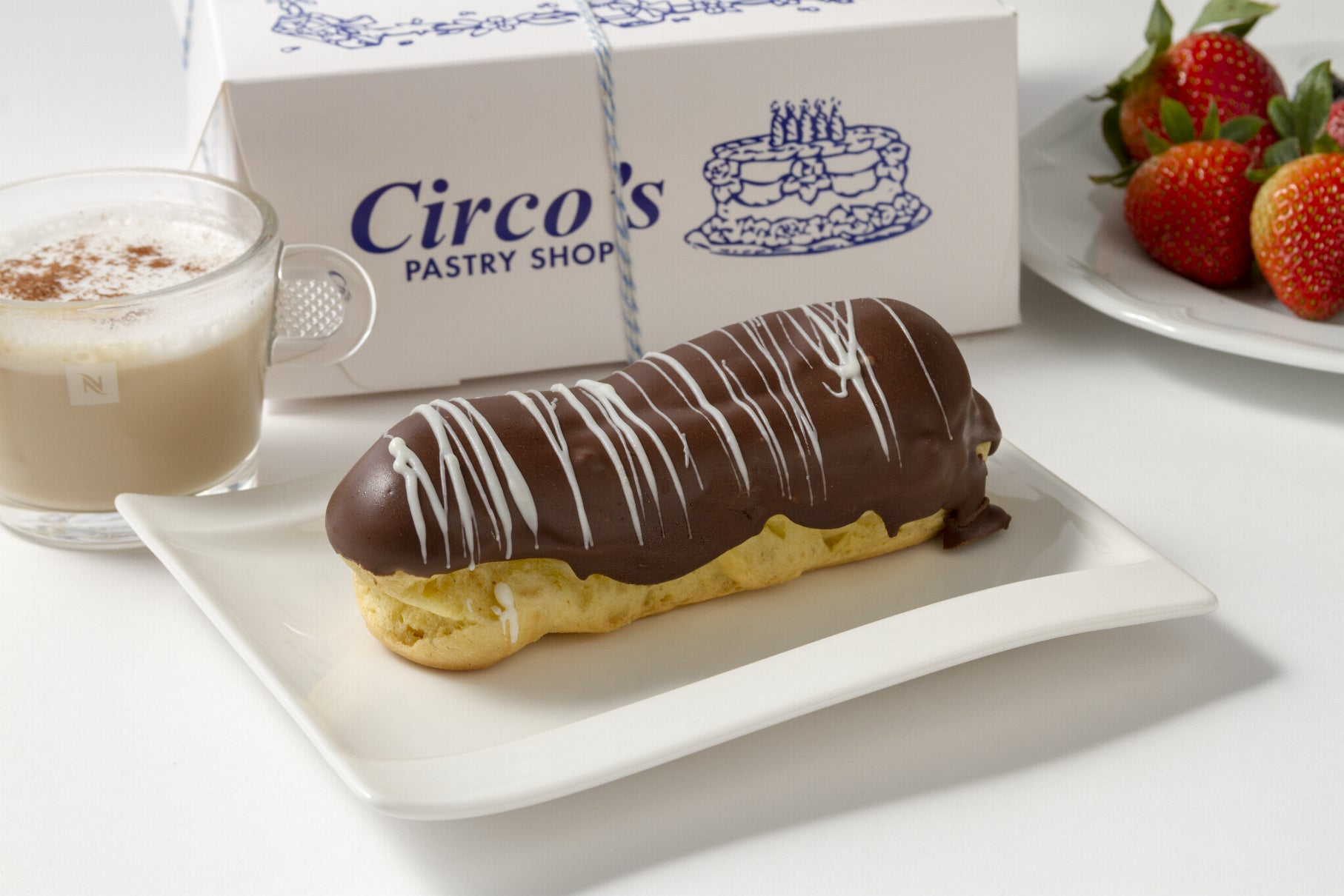 Large Eclairs - For Local Delivery or Curbside Pickup ONLY
